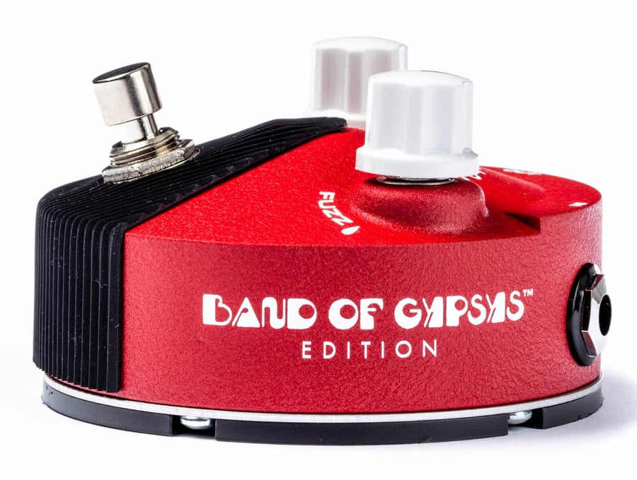 Authentic Hendrix Band of Gypsys Fuzz Face Mini Distortion FFM6