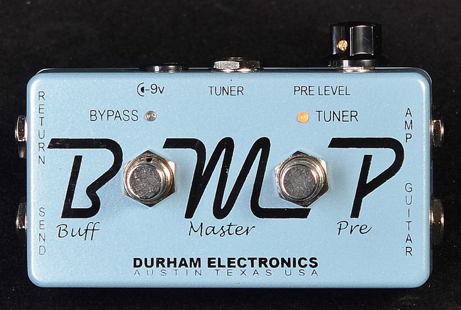Durham Electronics BMP Buff Master Pre