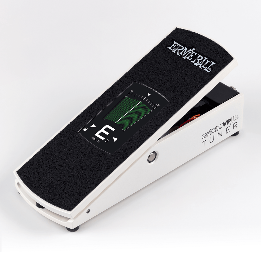 Ernie Ball VPJR Tuner & Volume - White