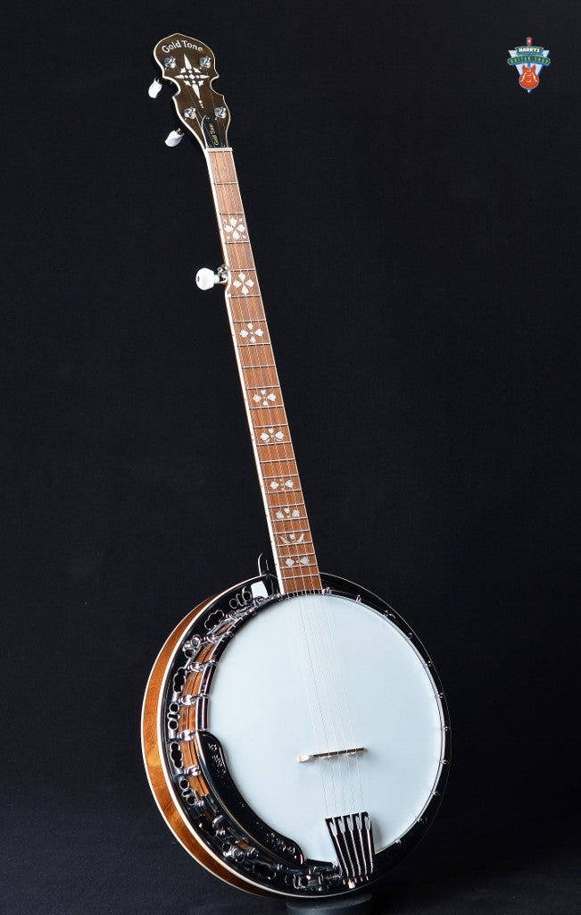 Gold Tone Bluegrass Special BG-150F with Flange