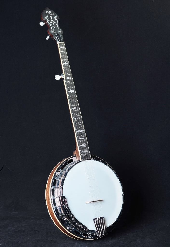 Gold Tone Orange Blossom OB-150 Banjo