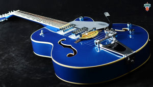 Gretsch G5420T Electromatic Single-Cut with Bigsby - Fairlane Blue