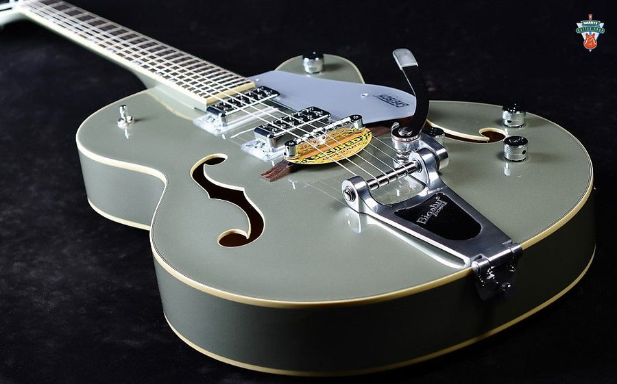 Gretsch G5420T Electromatic Single-Cut with Bigsby - Aspen Green
