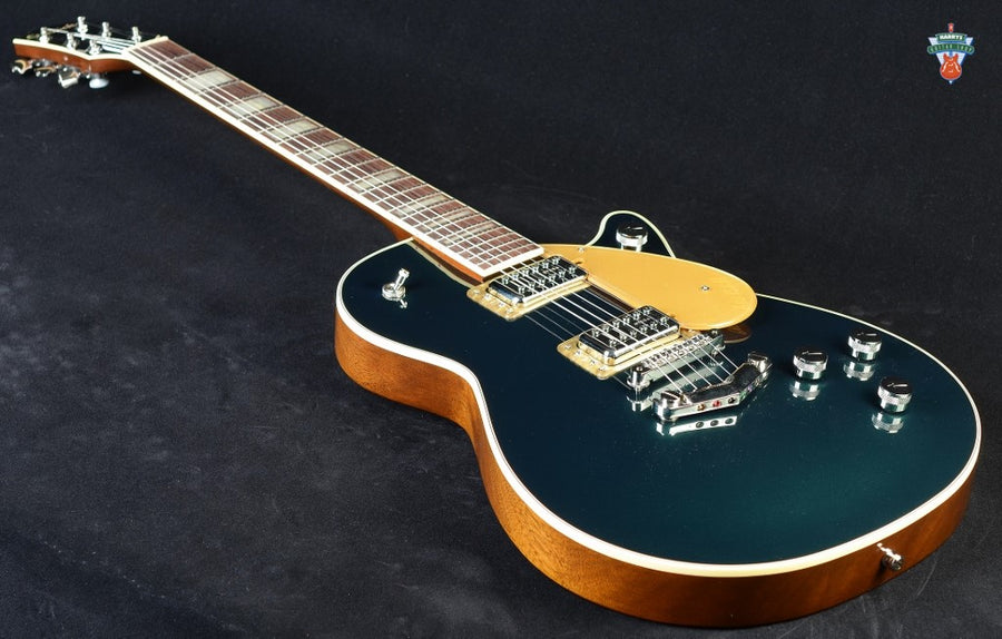 Gretsch G6228 Player's Edition Jet BT with V Stoptail - Cadillac Green Metallic