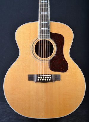 Guild USA F-512 12-String - Natural