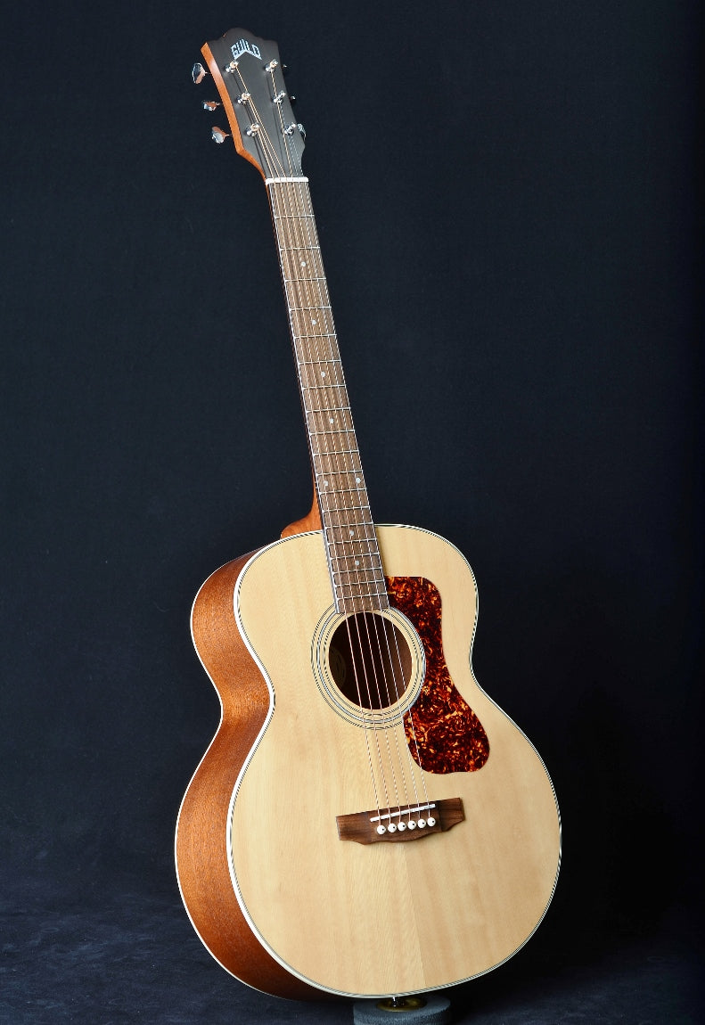 Guild Westerly Collection Jumbo Junior Mahogany