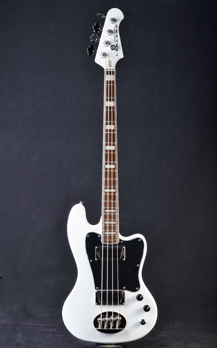 Lakland Skyline Series Decade - White