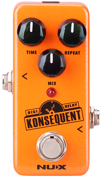 NuX Konsequent Mini Core Digital Delay