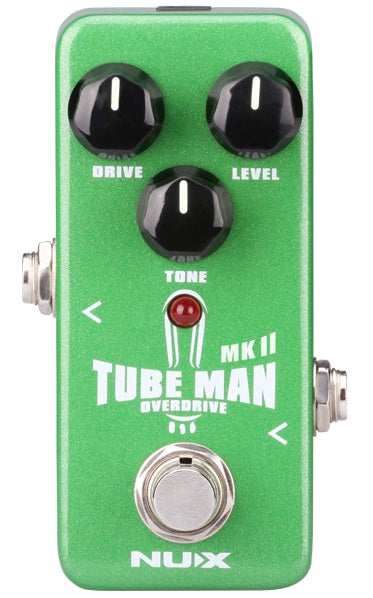NuX Tube Man MKII Overdrive NOD-2