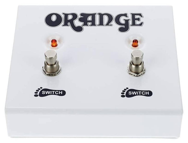 Orange FS-2 Double Footswitch with LEDs