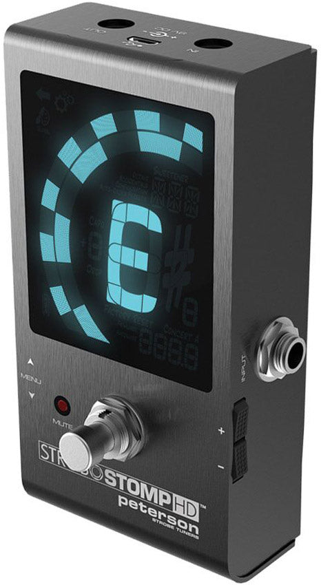 Peterson StroboStomp HD Pedal Strobe Tuner