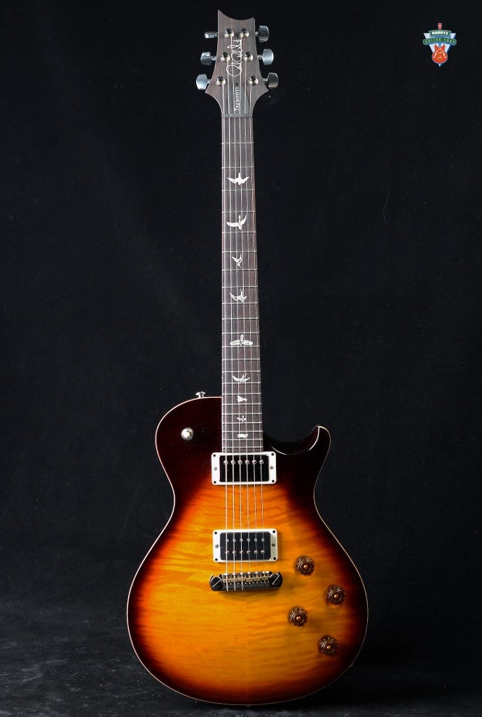 "PRS Mark Tremonti Signature ""10"" Top - McCarty Tobacco Sunburst"