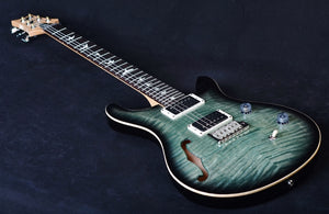 PRS CE 24 Semi-Hollow - Trampas Green
