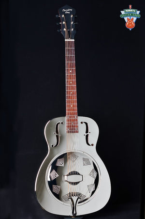 Recording King RM-998-R Style-O Metal Body Resonator