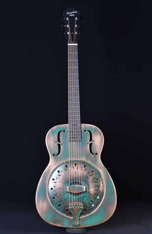 Recording King RM-997-VG Style 0 Swamp Dog Resonator