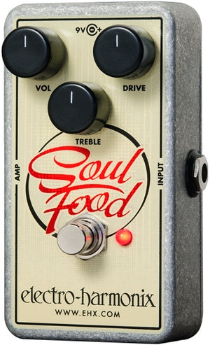 Electro-Harmonix Soul Food Distortion/Overdrive