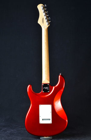 Tagima Classic Series T-635 - Metallic Red with Mint Green Pickguard