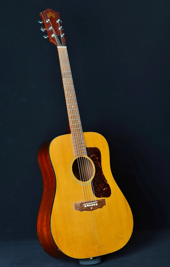 Guild 1973 Bluegrass D-35 - Used