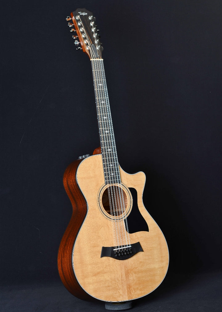Taylor 2019 352ce Short Scale 12-String - Used