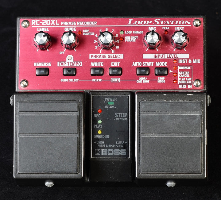 Boss RC-20XL Loop Station - Used