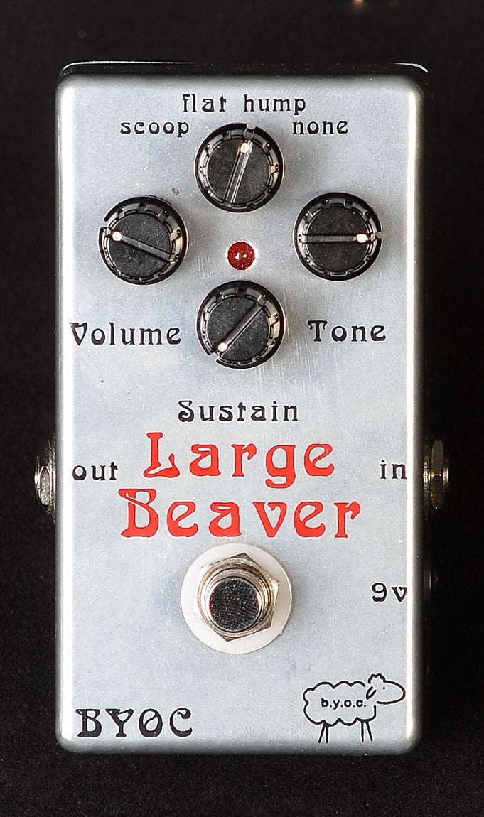 Alchemy Audio 2015 BYOC Large Beaver Ram's Head - Used