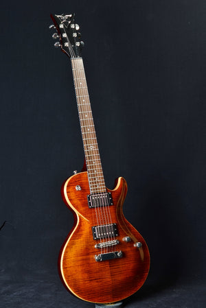 DBZ Guitars Bolero FM Tiger Eye - Used