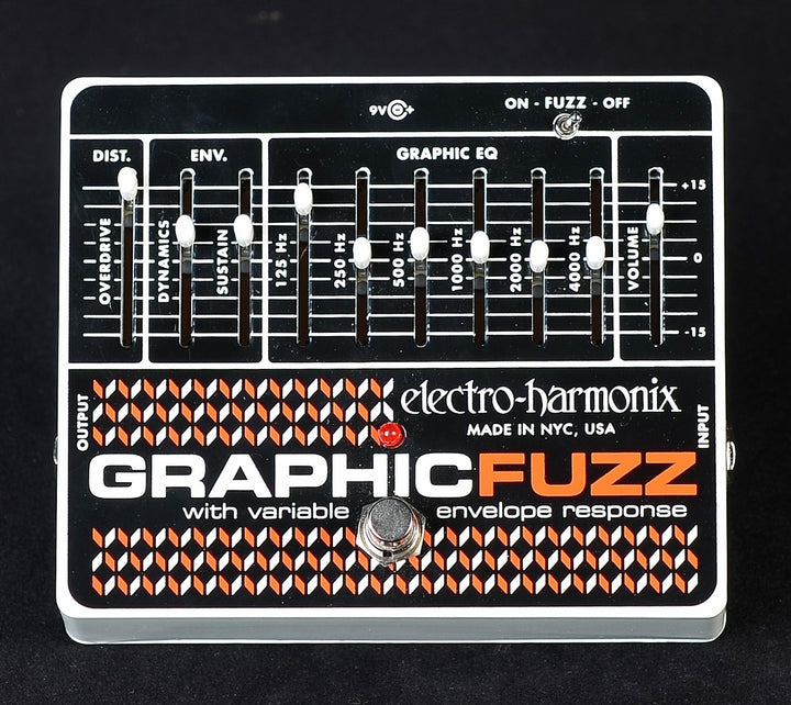 Electro-Harmonix Graphic Fuzz - Used