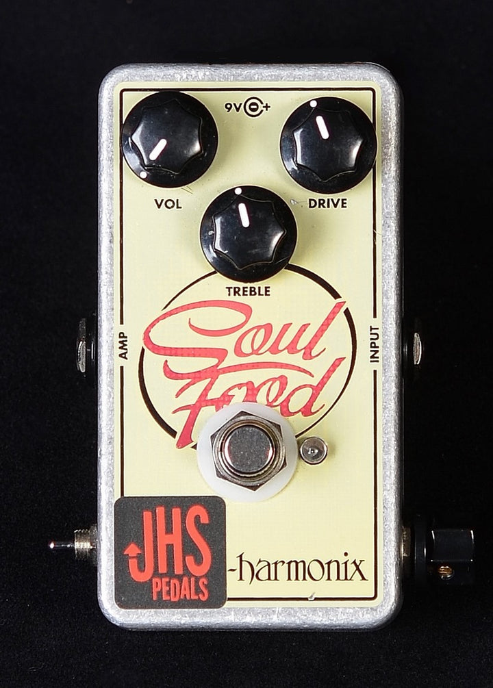 "Electro Harmonix Soul Food with JHS ""Meat & 3"" Mod - Used"