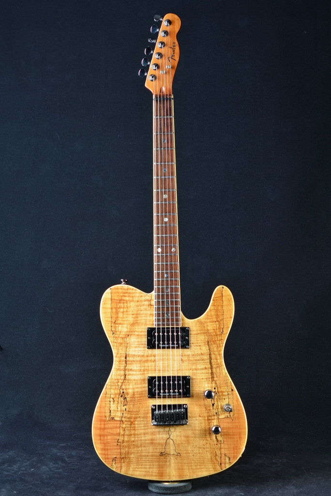 Fender 2009 FMT Telecaster HH Spalted Maple - Used