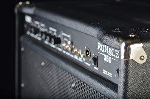 Fender 2010 Rumble Bass 350 Combo - Used