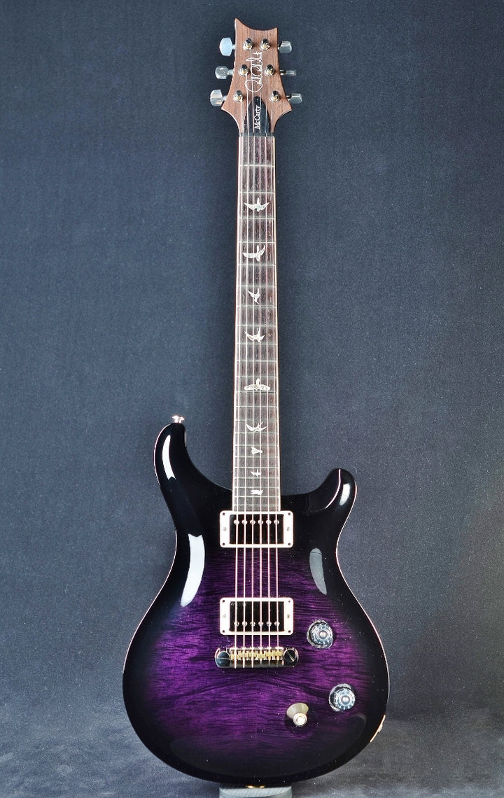 "PRS 2017 McCarty ""10"" Top - Purple Mist Smoke Wrap Burst"