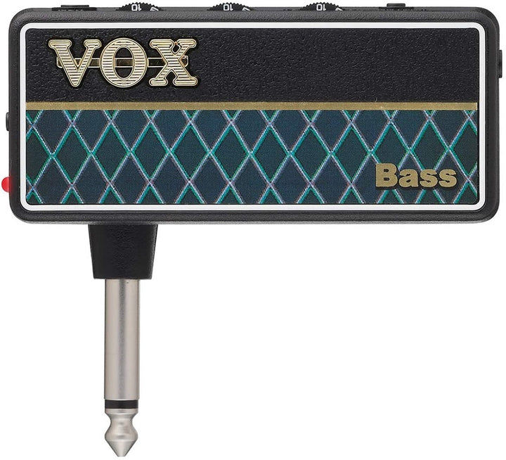 Vox amPlug 2 Headphone Amp - Bass