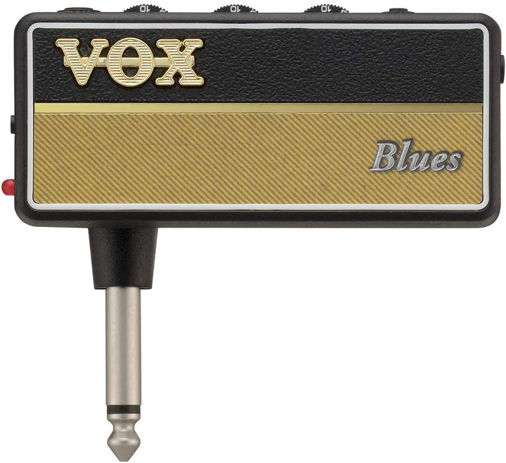 Vox amPlug 2 Headphone Amp - Blues
