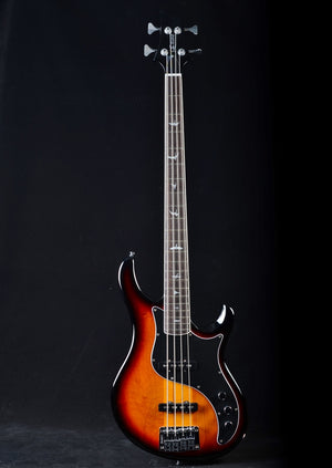 PRS SE Kestrel - Tri-Color Sunburst