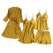 4 Piece Sleepwear set