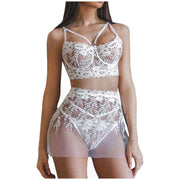 Lace Underwear Set