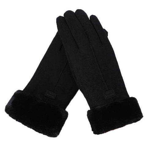 Fleece Warm  Gloves