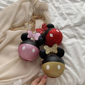 Minnie Mouse Ball Purse