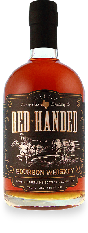 Red-Handed Bourbon Whiskey