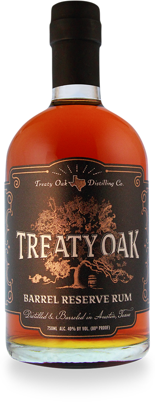 Treaty Oak Barrel Reserve Rum