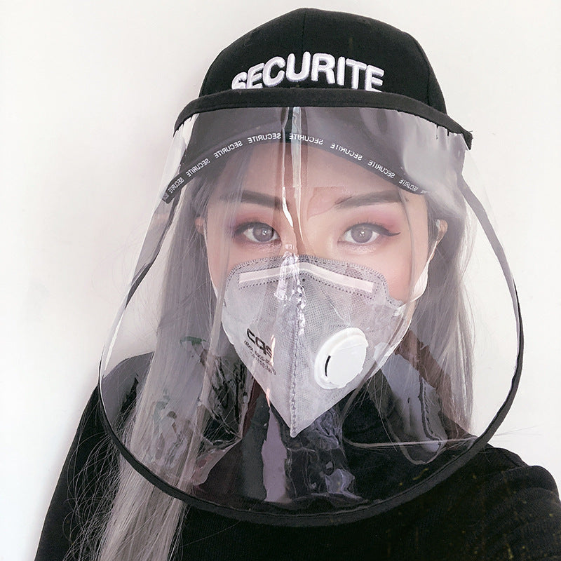 Anti-Dust Fashion Cap Shield