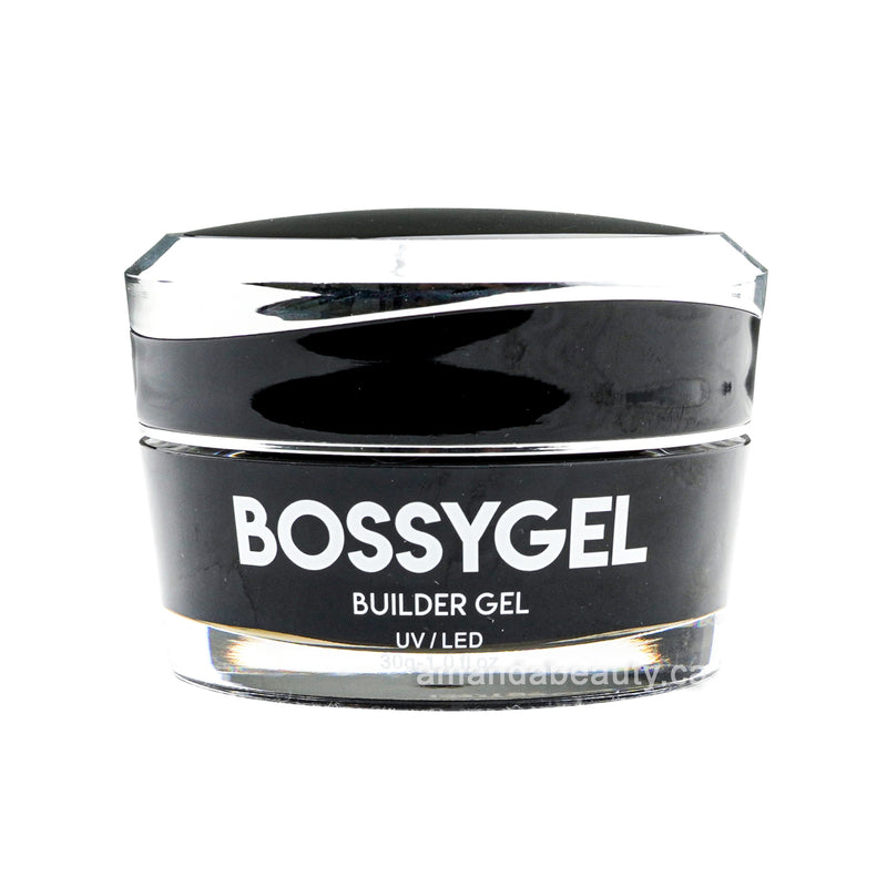 BOSSYGEL Builder Gel Clear 30g