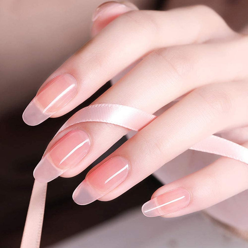 120Pcs Building Mold Nail Tips Dual Form Plastic False Fake Nails Reusable Tool Full Cover Nail Extension For Multiple Nail Shape (No