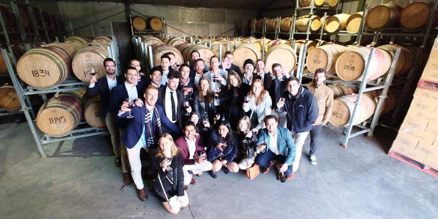OTGSC and del Rios Wine day