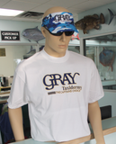 The Classic Gray Taxidermy T-Shirt