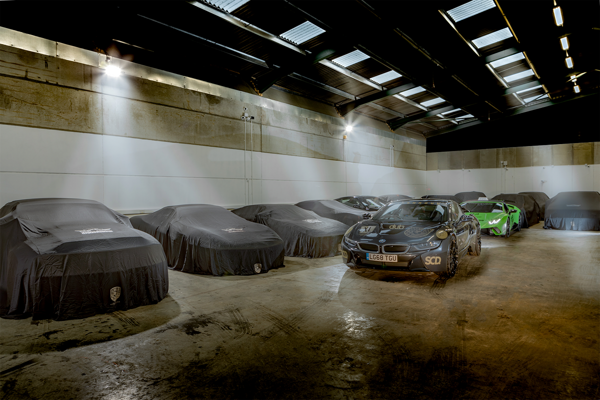 AirShroud reveal indoor car covers to protect from dust