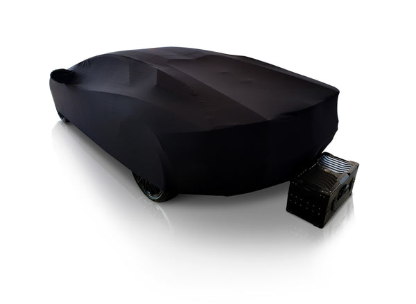 Lamborghini AirShroud Remote Control Specialised Indoor Car Cover - Black - AirShroud