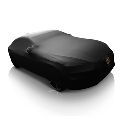 Audi A5 Sportback (2016+) AirShroud Remote Control Specialised Indoor Car Cover - Black - AirShroud