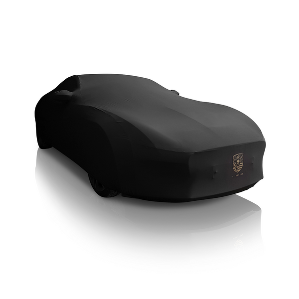Jaguar F-Type SVR (2016+) AirShroud Remote Control Specialised Indoor Car Cover - Black - AirShroud