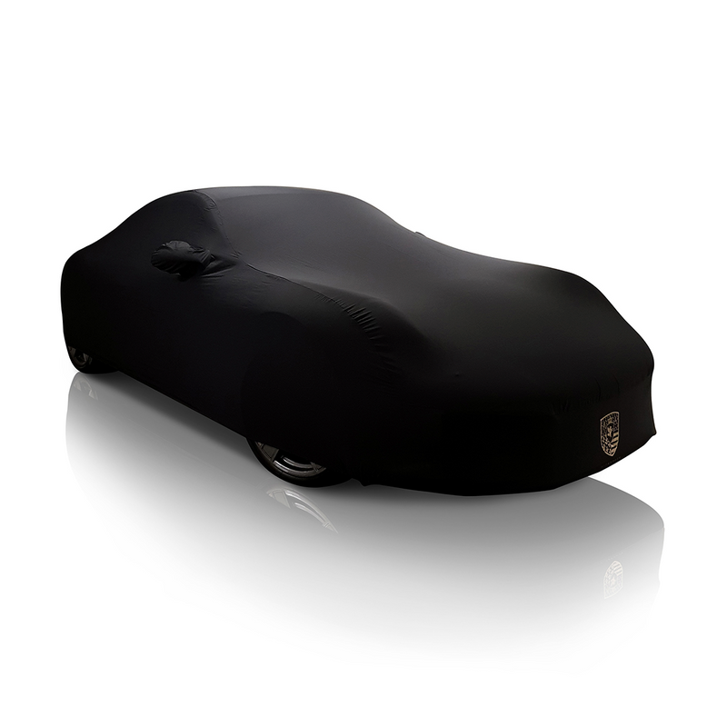 Porsche 718, 911 AirShroud Remote Control Specialised Indoor Car Cover - Black - AirShroud